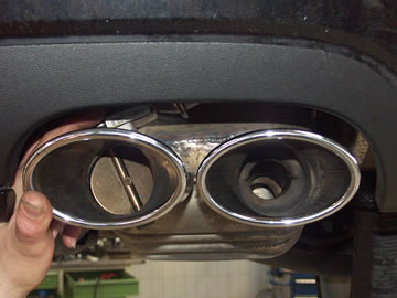 Check This Out Bypass Valve Exhaust System For Slk55